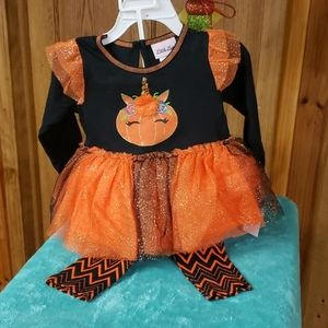 Little Lass 2pc Halloween outfit